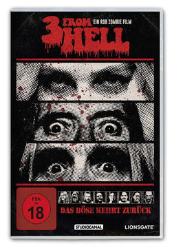 3 from Hell © Studiocanal