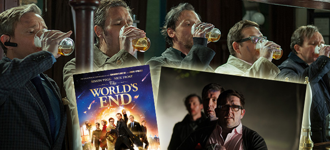 The World's End © Universal