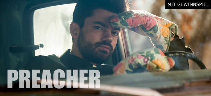 Preacher © Sony Pictures HE