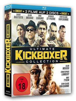 Ultimate Kickboxer Collection © Ascot Elite